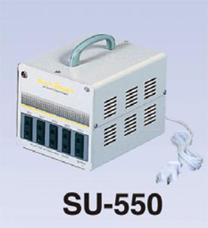 スワロー製 海外・国内兼用型トランス SU-550VA