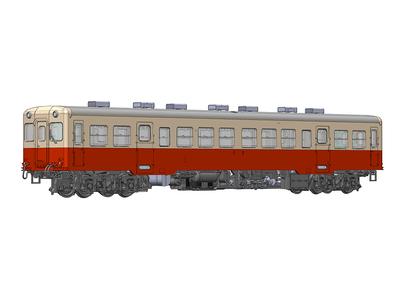 【特典付】小湊鐵道キハ200形[中期型](ボディ着色済みキット)【6月発売予定】