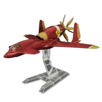 【特典付】オネアミス王国 空軍戦闘機 第3スチラドゥ(単座型)