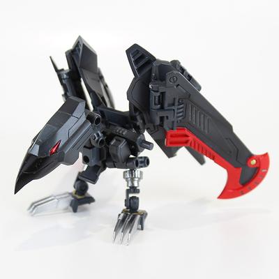 プラアクト・オプション・シリーズ05:鴉(カラス)