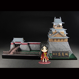 諏訪高島城〜諏訪姫セット〜