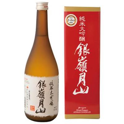 [月山酒造株式会社] 銀嶺月山純米大吟醸