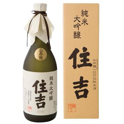 [樽平酒造株式会社] 純米大吟醸住吉山田錦