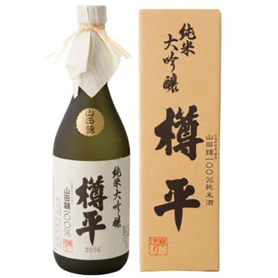 [樽平酒造株式会社] 純米大吟醸 樽平
