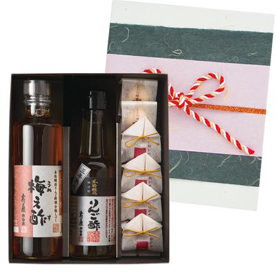 りんご酢開運ゑび寿箱 ※12月5日〜1月3日の発送となります