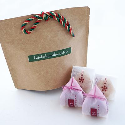 茜姫クリスマス包み「鈴」