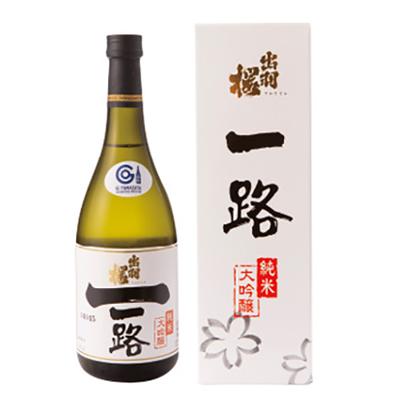 [出羽桜酒造株式会社] 純米大吟醸一路