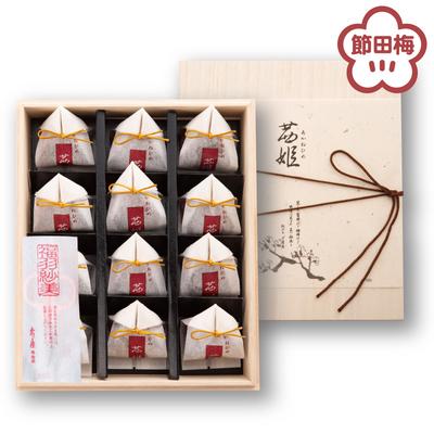 茜姫大粒詰合せ [24粒桐箱入(12粒×2段)]