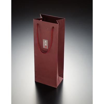 紙袋(瓶ギフト用)