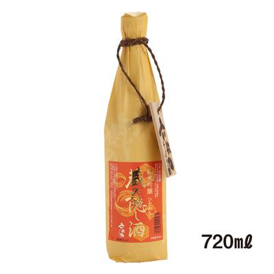 [六歌仙] 蔵の隠し酒純米吟醸 ひやおろし 720ml