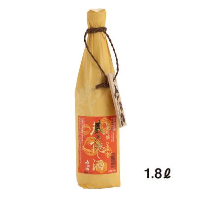 [六歌仙] 蔵の隠し酒純米吟醸 ひやおろし 1.8L