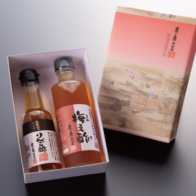 りんご酢と梅え酢ギフト【舞】