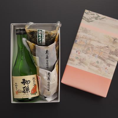 日本酒と漬物ギフト15