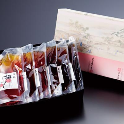 梅しづく [6袋] ギフト箱入