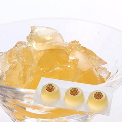 はちみつりんご酢ゼリー [3個入]