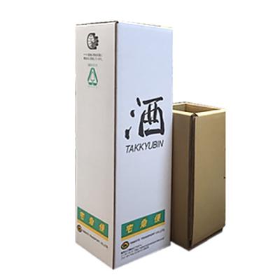 酒ボックス(一升瓶発送用)1本用箱