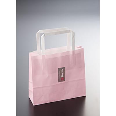 手提げ袋ピンク(紙袋)小