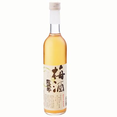 [寿虎屋酒造] 霞城寿梅酒