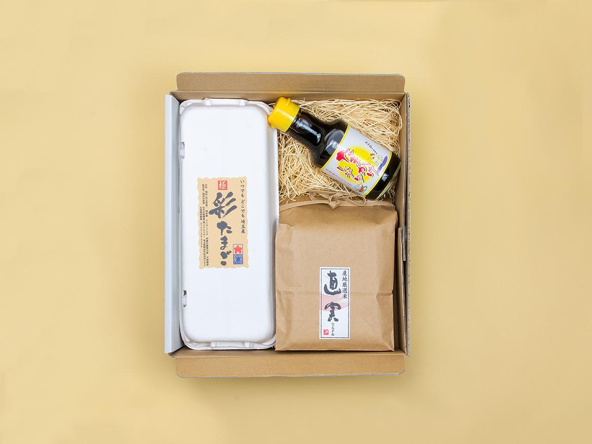 『日本の朝ごはん』花セット