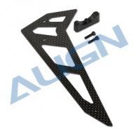 H50T009XXW 500X垂直尾翼セット
