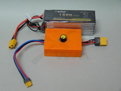 タンク・ポンプ洗浄用電源コントロールユニット(専用バッテリー付き)