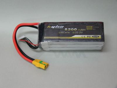 Kylin power(キーリンパワー) 60C-6S-5200mAh