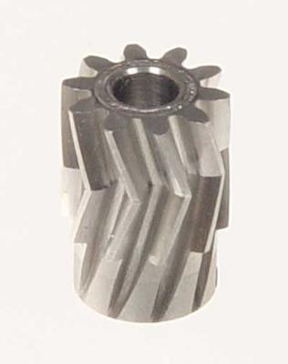 04410 Herringboneピニオンギア10T 1.0module(5mmシャフト用)