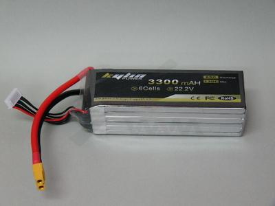 Kylin power(キーリンパワー) 65C-6S-3300mAh