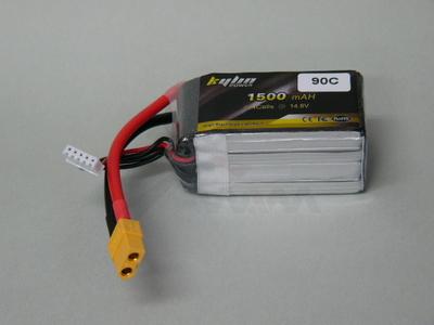 Kylin power(キーリンパワー) 90C-4S-1500mAh