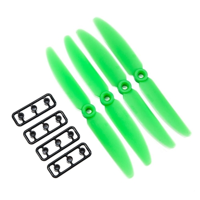 Gemfan 5x3 CW/CCW 1set Green