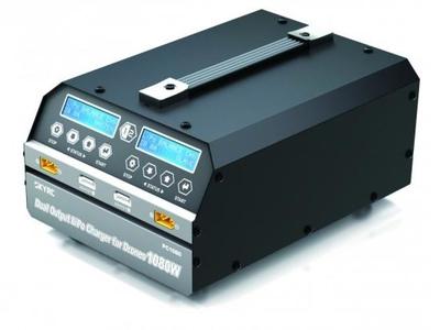 SKY RC PC1080 安定化内蔵デュアル充電器 1080W/20A