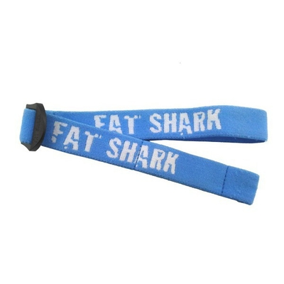 Fat Shark Goggles Head Strap (Blue)