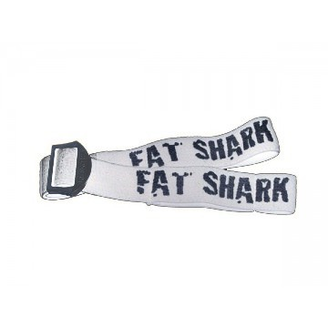 Fat Shark Goggles Head Strap (Gray)