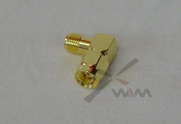 SMA Male To Female Adapter Right Angle 90 Degree