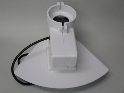 CS-10用粒状散布装置