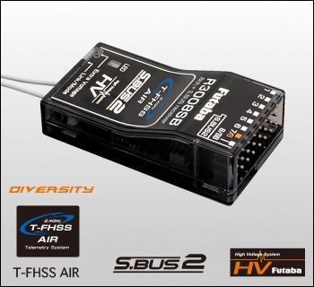 フタバR3008SB T-FHSS受信機