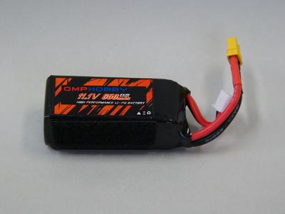 OMPリポバッテリー45C-3S-650mAh