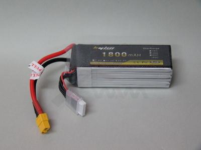 Kylin power(キーリンパワー) 65C-6S-1800mAh