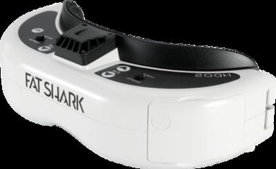 FatShark HDO2 FPV用ゴーグルセット