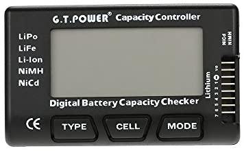 バッテリーチェッカー(バランサー機能付き)