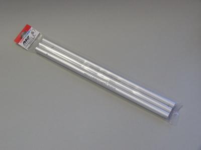 M2テールブームセット(V1用アルミ シルバー)