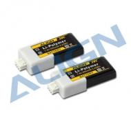 HBP03001 2S1P 7.4V 300mAh/30C