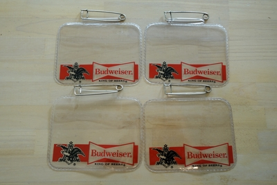 Budweiser  ID card holder