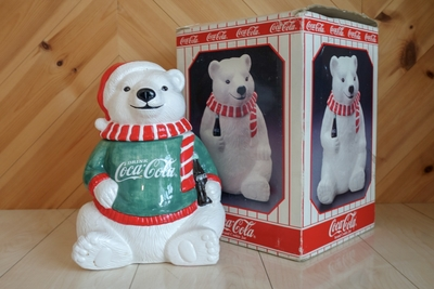 コカコーラ クッキージャー 1995年