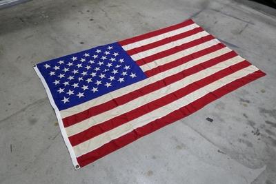 ビンテージ星条旗 50star