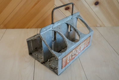 1950's Coca-Cola 6pack Carrier