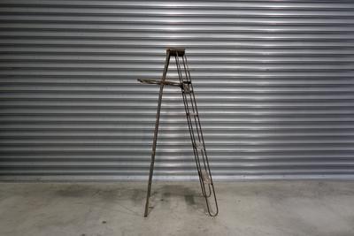 1940's ビンテージアイアンラダー