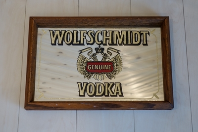 WOLF SCHMIDT パブミラー