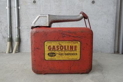1950s ビンテージ携行缶