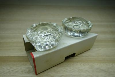 70'sビンテージガラスドアノブ